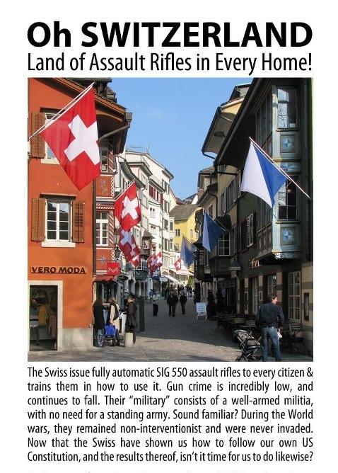 rules in switzerland