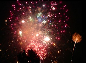 Pictures of Black Squirrel Fireworks