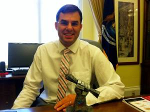 Justin Amash, House Representative, Michigan (R)
