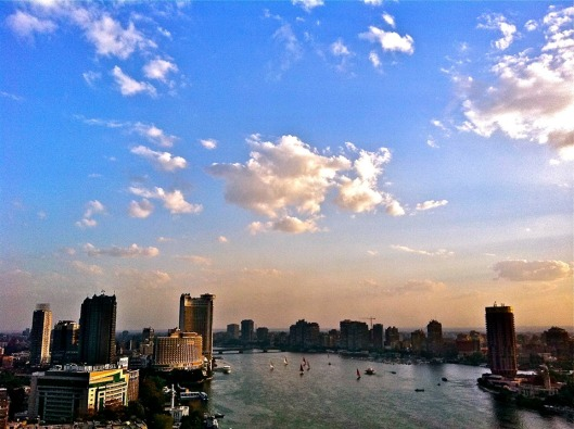 Good Pretty Evening Cairo!