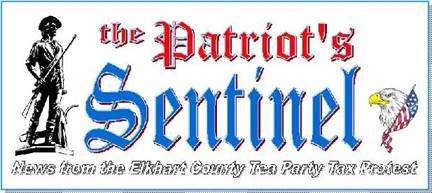 Elkhart Tea Party Logo