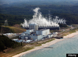 Palisades nuclear power plant, Covert Township Michigan