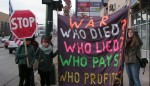 """Who lied? Who died? Who pays? Who profits?"" Americans overwhelmingly do NOT want to bomb Syria."