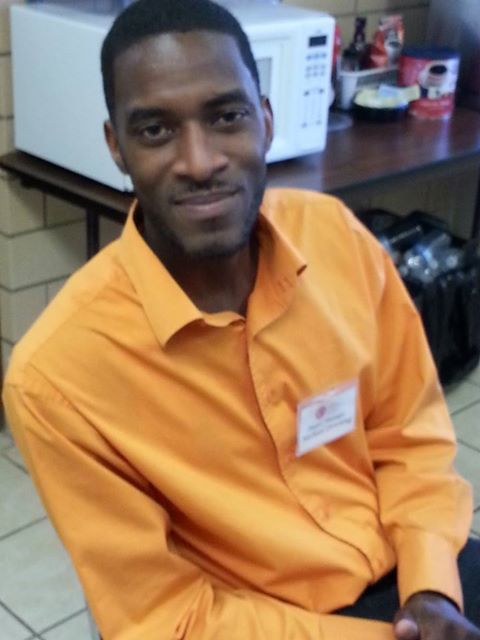 Mike Downing, CCS Pantry Manager, celebrated hunger action day by sporting his orange shirt. Did YOU wear orange today?