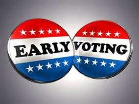 4-9-2016 Early Voting